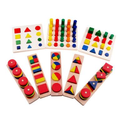 Giáo Cụ Montessori